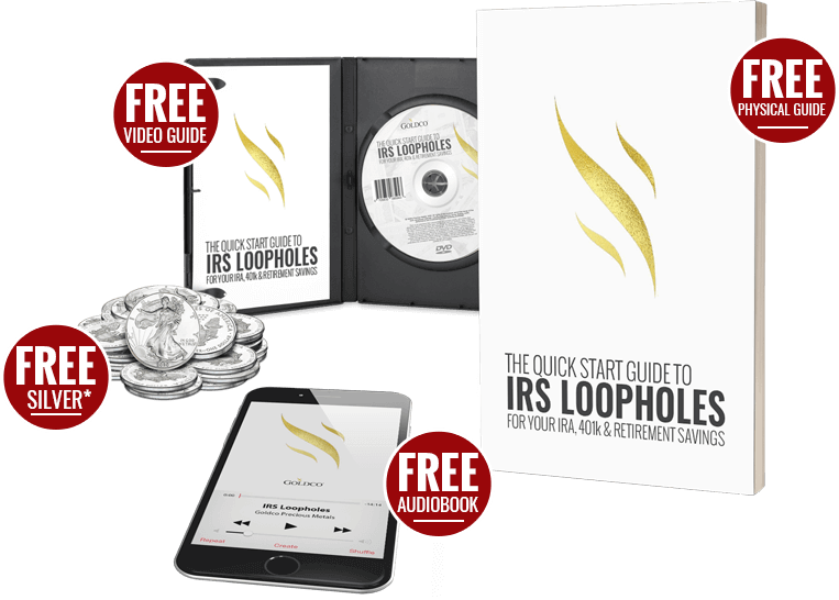 Goldco IRS Loopholes Kit