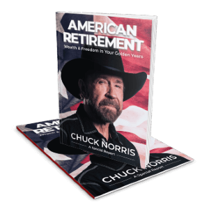 American Retirement - Wealth and Freedom in Your Golden Years by Chuck Norris